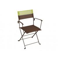 LATITUDE židle s područkami, design Pascal Mourgue