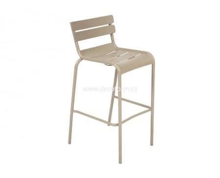 LUXEMBOURG židle vysoká