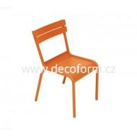LUXEMBOURG KID židle bez područek
