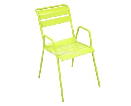MONCEAU židle s područkami