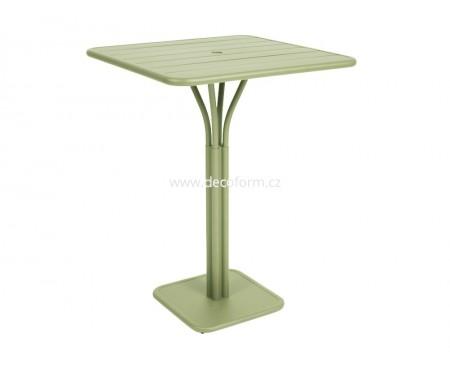 LUXEMBOURG stůl vysoký 80 x 80 cm