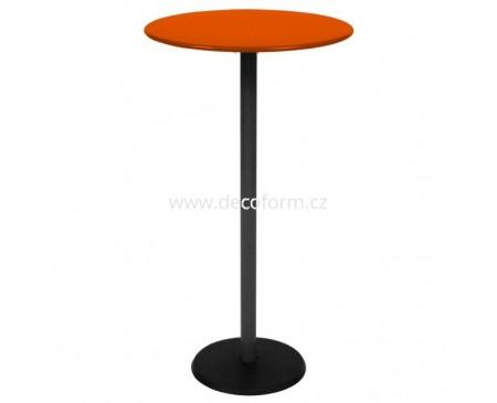 CONCORDE vysoký stůl Ø 60 cm