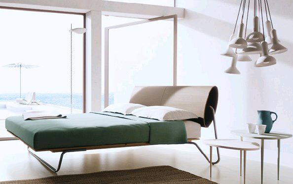 designová postel Roulé, Caccaro