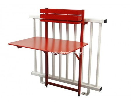 Bistro balkonový stůl