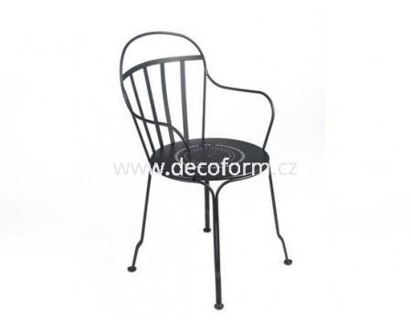 LOUVRE židle s područkami